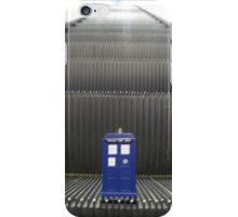 Stairway to TARDIS iPhone Case/Skin
