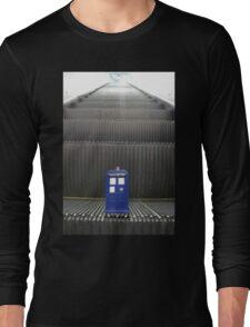 Stairway to TARDIS Long Sleeve T-Shirt
