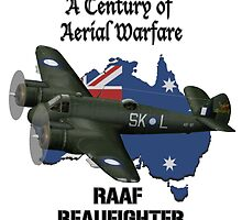 RAAF Beaufighter A Century of Aerial Warfare by Mil Merchant