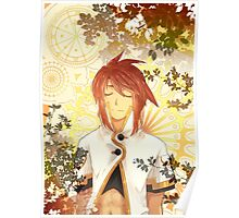 Luke - Tales of the Abyss Poster