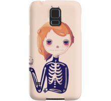 Bones Samsung Galaxy Case/Skin