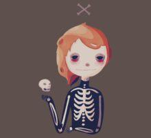 Bones One Piece - Short Sleeve