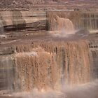 Grand Falls of the Little Colorado by Michael Bailey