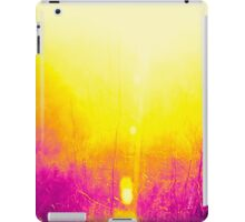 Psychmaster Pink Sunset iPad Case/Skin