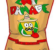 Chip Damage by Omega-Knockout