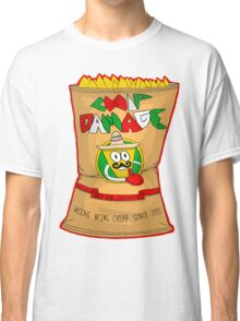 Chip Damage Classic T-Shirt
