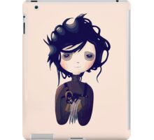Edward iPad Case/Skin