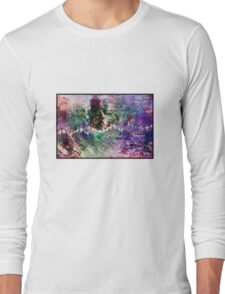 Lifeline or The Truth Behind Flowers Long Sleeve T-Shirt
