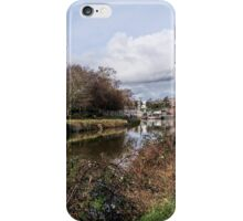Along The Exeter Canal iPhone Case/Skin