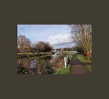 Along The Exeter Canal Unisex T-Shirt