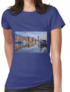 Exeter Quays Womens Fitted T-Shirt
