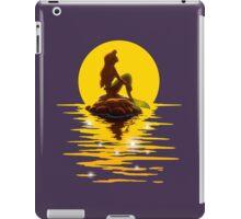 The Minimal Mermaid iPad Case/Skin