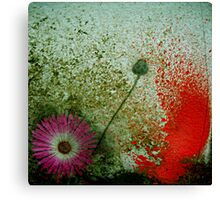 This Is My Blood Canvas Print