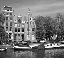 Brouwersgracht by Katherine Maguire