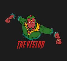 The Vision Swag by ThePeacockMan