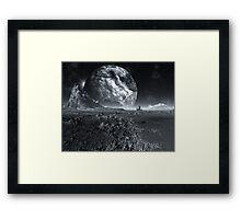 The Plains of Marek Framed Print
