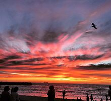Perth Sunset  by Ryan Northover