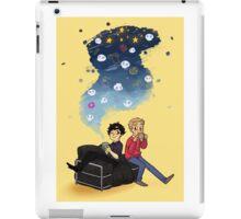 221B Tea Times iPad Case/Skin