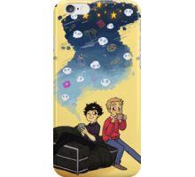 221B Tea Times iPhone Case/Skin