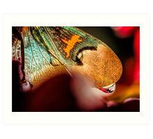 Angel Sighting Art Print