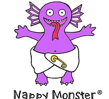 Nappy Monster by nappymonster
