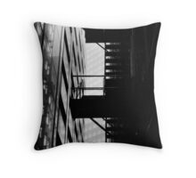 Staired Throw Pillow