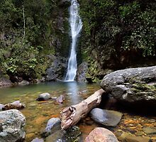 Wentworth Falls by Ken Wright