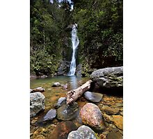 Wentworth Falls Photographic Print
