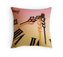 Time.......Please Slow Down!!!!  Throw Pillow