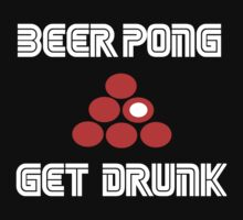 beer pong  by ryan  munson