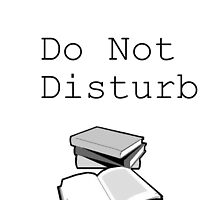 Reading: Do Not Disturb by Tyler Kroon