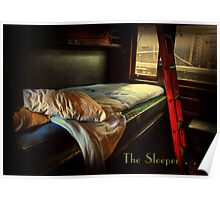 The Sleeper . . .  Poster