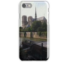 Notre Dame Cathedral iPhone Case/Skin