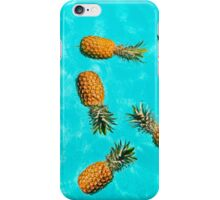 Floating Pineapples  iPhone Case/Skin