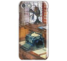 Trains - Station Master's Office iPhone Case/Skin