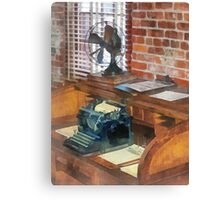 Trains - Station Master's Office Canvas Print