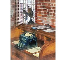 Trains - Station Master's Office Photographic Print