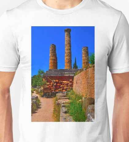 Delphi Oracle Unisex T-Shirt