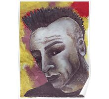 Billy Psycho Poster