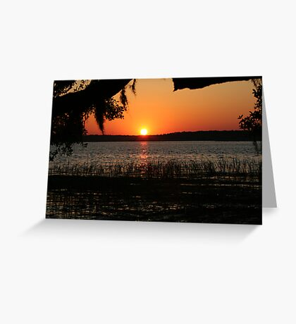 A Glorious Day Greeting Card