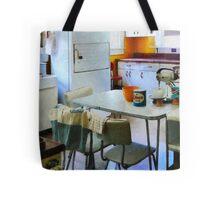 Fifties Kitchen Tote Bag