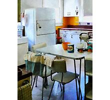 Fifties Kitchen Photographic Print