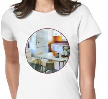 Fifties Kitchen Womens Fitted T-Shirt