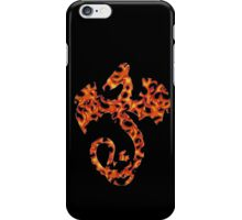 Flamedragon iPhone Case/Skin