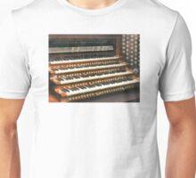 Organ Keyboard Unisex T-Shirt