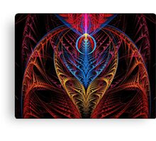 hOme: Elliptic Splits Apo by FSK Canvas Print