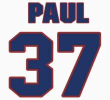 National Hockey player Paul Guay jersey 37 by imsport