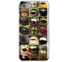 Frog eyes iPhone Case/Skin