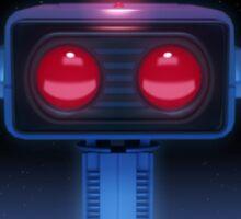 R.O.B. Robotic Operating Buddy Sticker