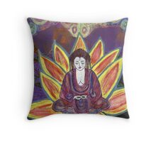 ShiningLight Throw Pillow